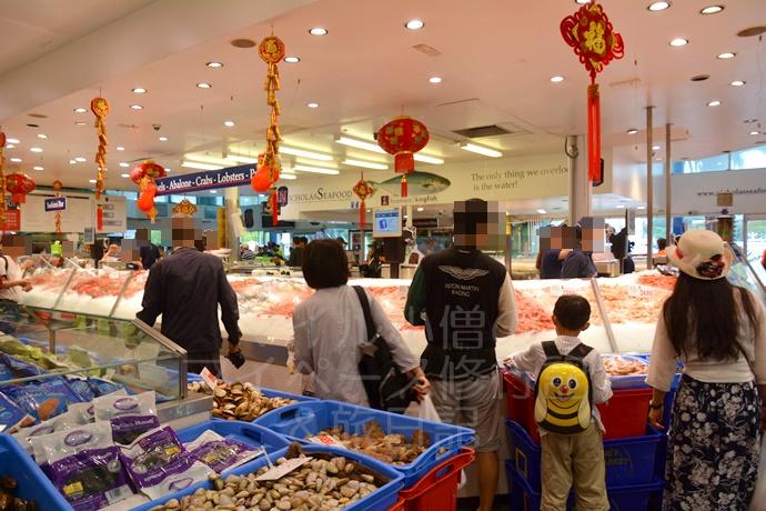 シドニーのフィッシュマーケット