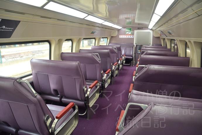 シドニーの電車
