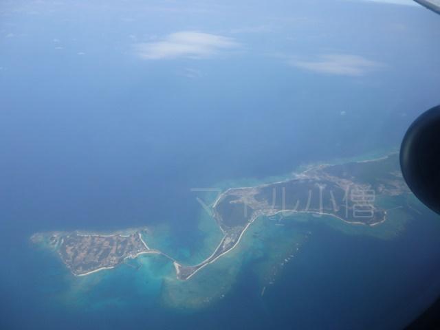 沖縄の海景色
