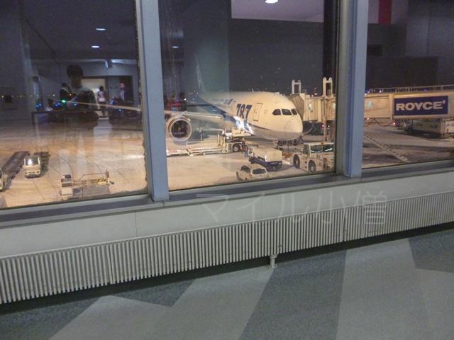 新千歳空港ANA搭乗口
