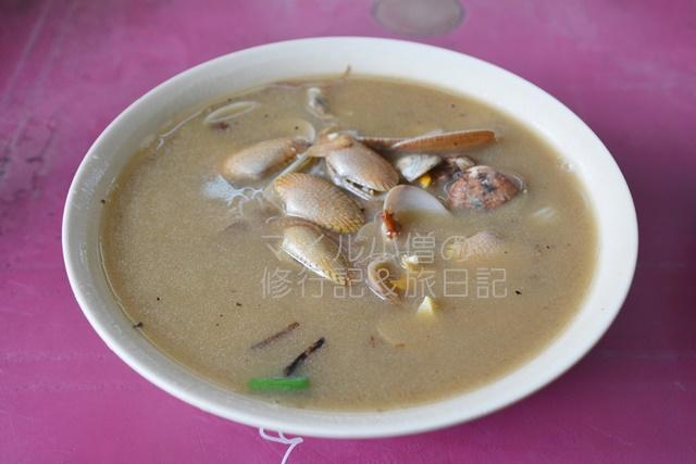 クアラルンプールのアサリ麺
