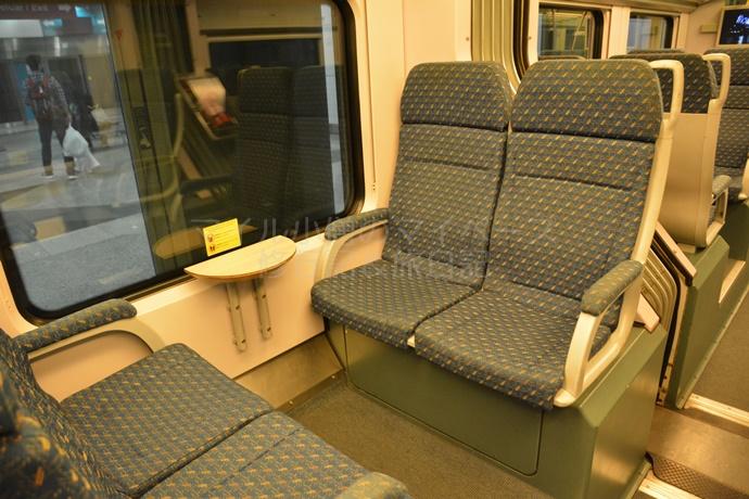 クアラルンプールの電車
