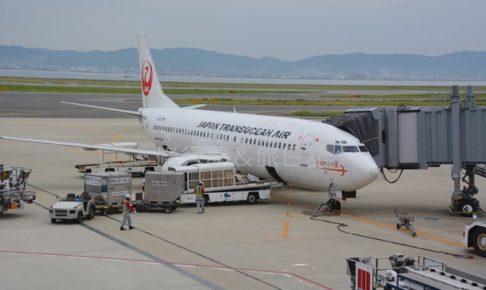 JTAの機体