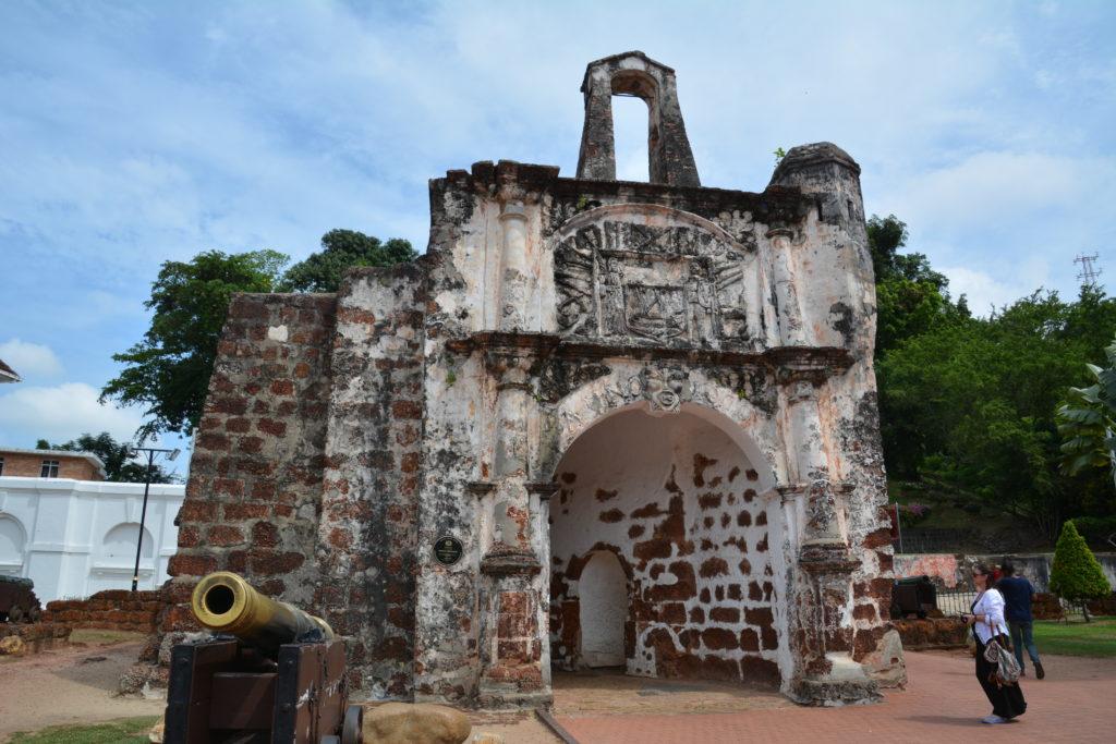 マラッカのセントポール教会
