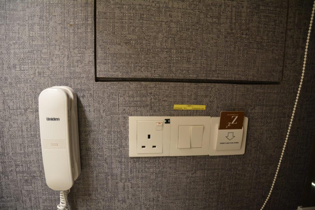 クアラルンプール空港のカプセルホテル